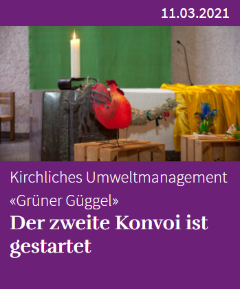 Der zweite Konvoi ist gestartet – Horizonte Aargau
